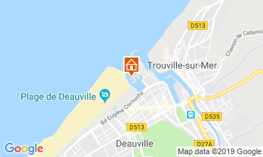 Mapa Deauville Estudio 18891