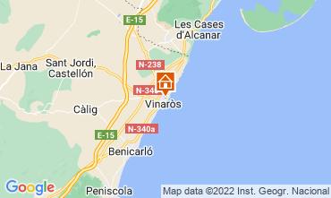 Mapa Vinaroz Apartamento 119063