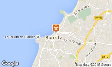 Mapa Biarritz Estudio 50968