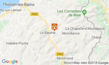 Mapa Drouzin Le Mont Estudio 34212