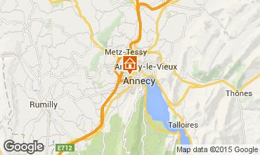 Mapa Annecy Estudio 79533