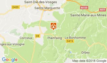 Mapa Gérardmer Casa 115801