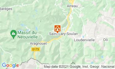 Mapa Saint Lary Soulan Estudio 58811