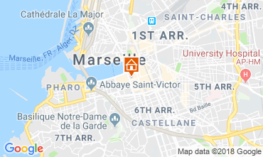 Mapa Marsella Estudio 5963