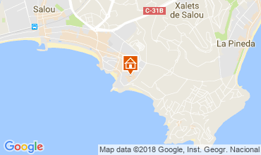 Mapa Salou Apartamento 115800