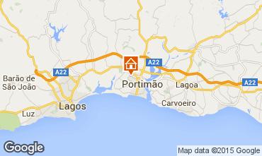 Mapa Portimão Apartamento 75533