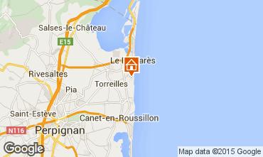 Mapa Torreilles Villa 93703