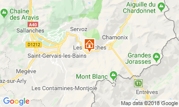 Mapa Les Houches Estudio 49738