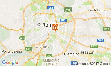 Mapa Roma Apartamento 111285