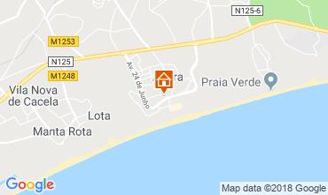 Mapa Altura Apartamento 115637