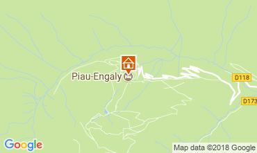 Mapa Piau Engaly Apartamento 4387