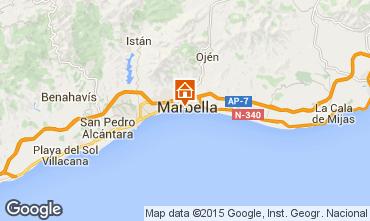 Mapa Marbella Estudio 49484