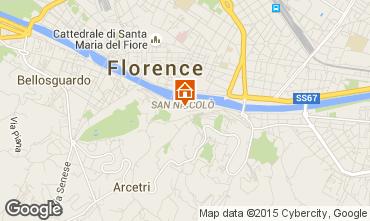 Mapa Florencia Estudio 62024