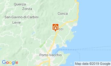Mapa Porto Vecchio Villa 118150
