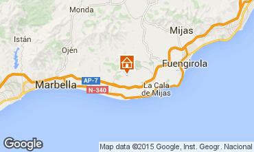Mapa Marbella Apartamento 65433