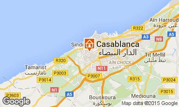 Mapa Casablanca Apartamento 97061