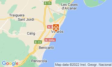 Mapa  Villa 8180