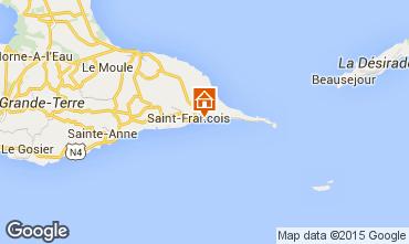 Mapa Saint Francois Estudio 8975