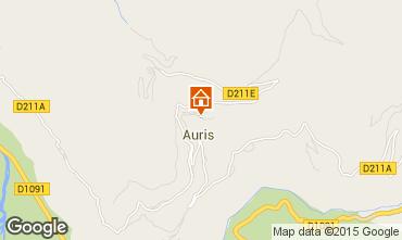 Mapa Alpe d'Huez Casa 29