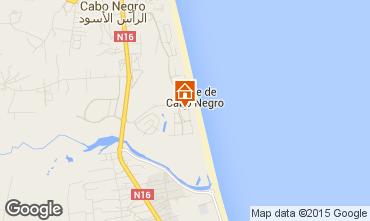 Mapa Cabo Negro Apartamento 78959