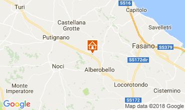 Mapa Alberobello Villa 113922