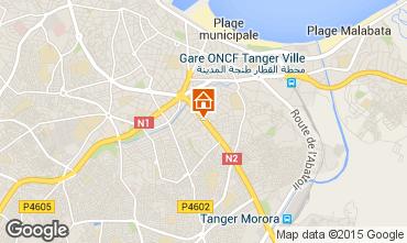 Mapa Tánger Apartamento 24060