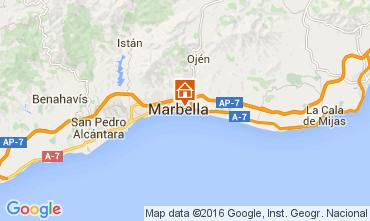 Mapa Marbella Apartamento 97322
