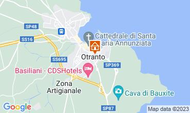 Mapa Otranto Apartamento 76985