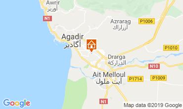 Mapa Agadir Apartamento 115128