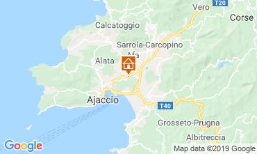 Mapa Ajaccio Estudio 64723