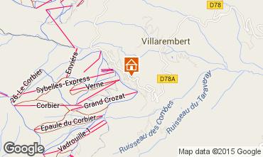Mapa Le Corbier Estudio 17340