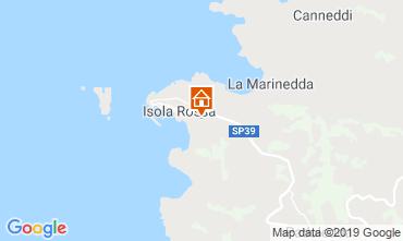 Mapa Isola Rossa Apartamento 119104
