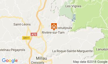 Mapa Millau Estudio 74153