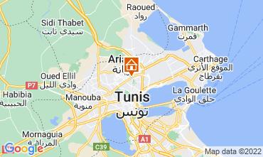 Mapa Tunis Apartamento 80246