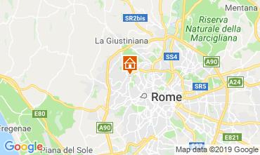 Mapa Roma Apartamento 98711