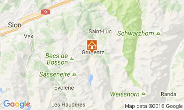 Mapa Grimentz Estudio 107014