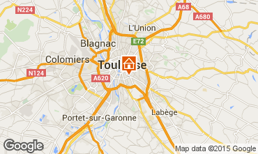 Mapa Tolosa Apartamento 92820