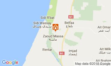 Mapa Agadir Villa 113551