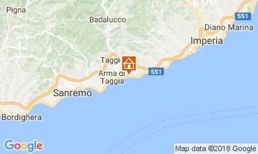 Mapa Santo Stefano al Mare Estudio 112994