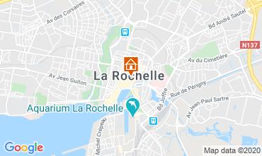Mapa La Rochelle Apartamento 106433