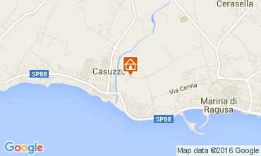Mapa Marina di Ragusa Apartamento 104383