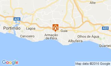 Mapa Armação de Pera Villa 86156