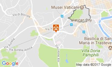 Mapa Roma Apartamento 111684