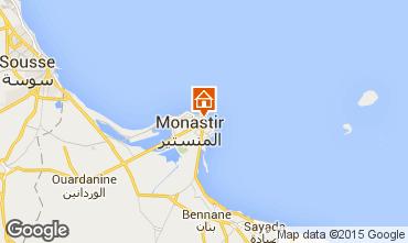 Mapa Monastir Apartamento 87542