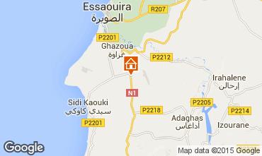 Mapa Essaouira Casa 72308