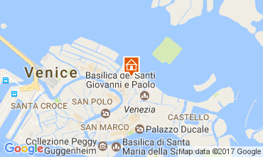 Mapa Venecia Apartamento 109148