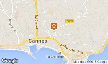 Mapa Cannes Apartamento 59852
