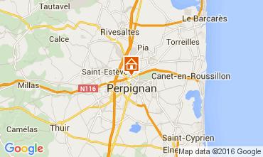 Mapa Perpignan Apartamento 104213