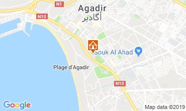Mapa Agadir Apartamento 119890