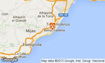 Mapa Benalmádena Estudio 89603